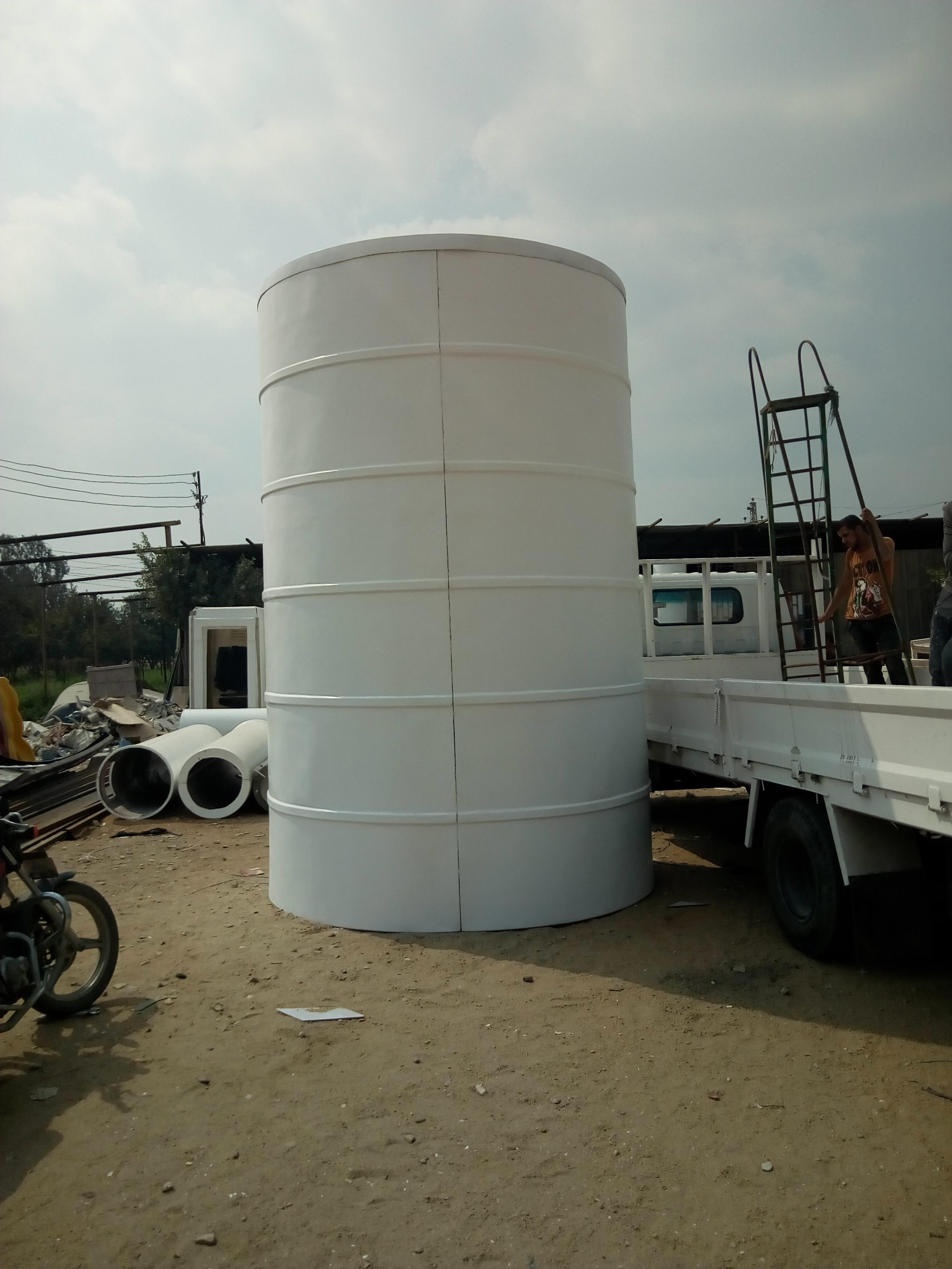 خزان 4 متر × 2.5 متر ......